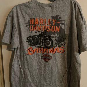 Harley Davidson Men's Vintage T-Shirt